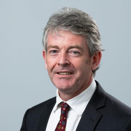 A photo of John Curran